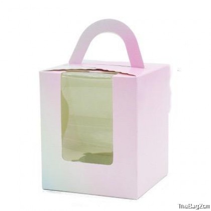 Single Handle Cavity Muffin / Cupcake Box Moon Cake Box Baking A13-8045