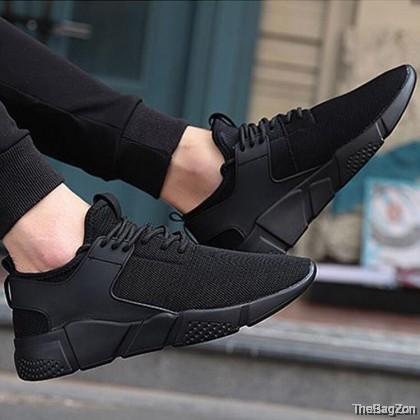 XFonk Men's Sport's Shoes Kasut Outdoor Shoes Sukan Lelaki Sneaker Wanita Sekolah Women's Sneakers R9-6043