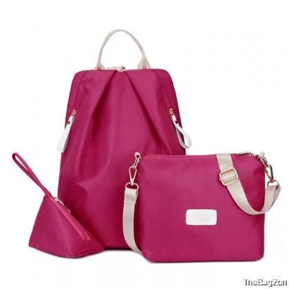 3 IN 1 TRAVEL BACKPACK BAG H2-005