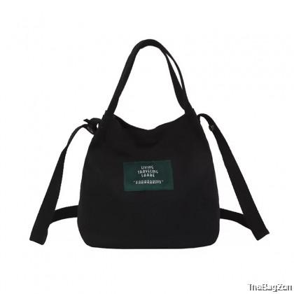 CASUAL CANVA SLING BAG H6-272