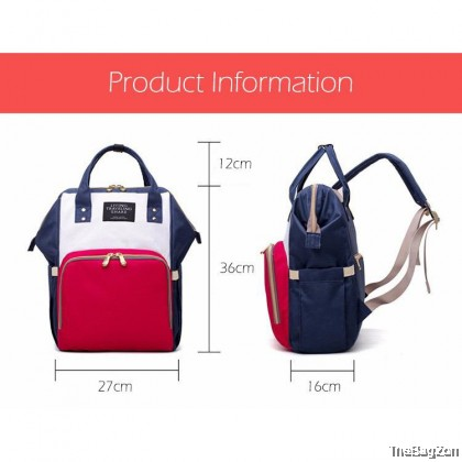 MUMMY COMPARTMENT BACKPACK L1-371