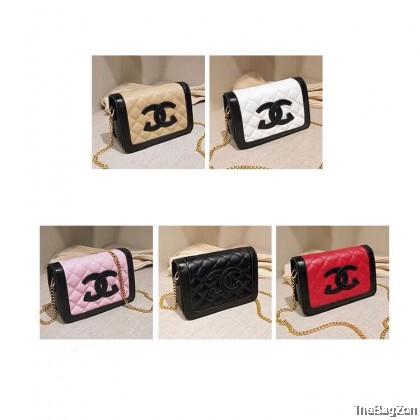 DOUBLE G SLING BAG N3-512