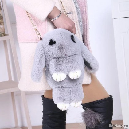 Rabbit Toy Women Sling Bag SA5-572