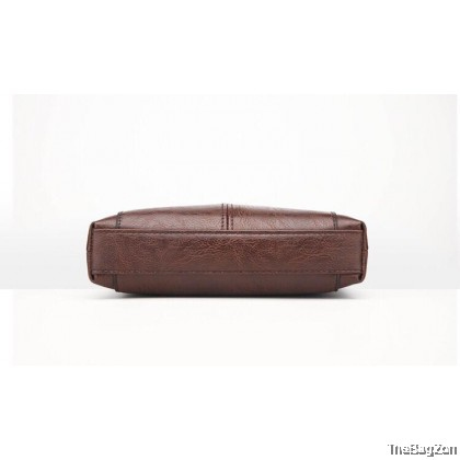 JEEP Man Formal Casual Leather Sling Hand Shoulder Bag E5-340