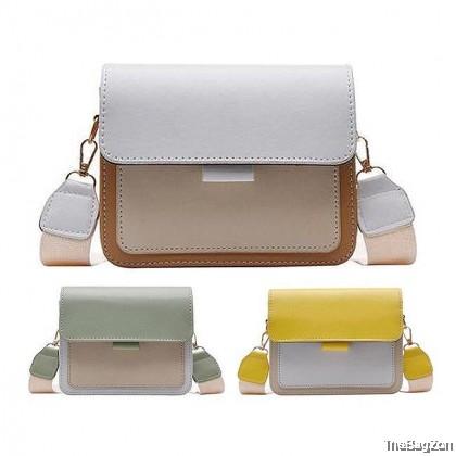 Camil Dual Women's Sling Bag Handbag Beg Tangan Wanita Bags Shoulder Travel Perempuan i8-652