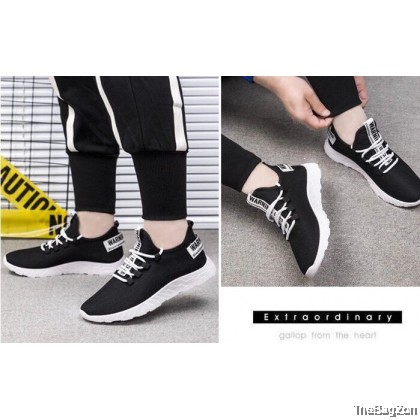 Man Cotton Style Casual Running Sports Sneaker Shoes D2-6039