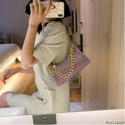Virl Shoulder Bag Tote Bags Women Vintage Handbag Mini Leather Shoulder Bag Retro Women Purse Beg Q9-708