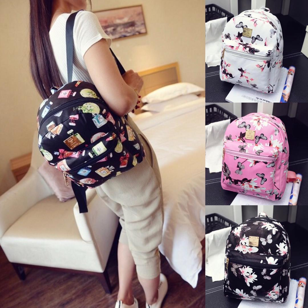 LADIES FLOWER BACKPACK C4-070