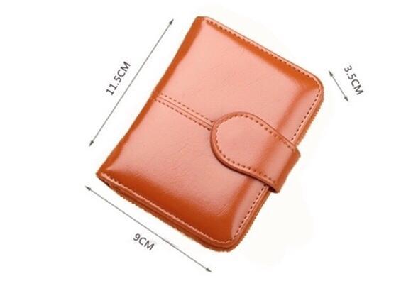 Short Lawa Women Ladies Wallet W2-338