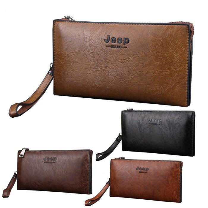 JEEP POUCH MEN UNISEX WALLET W2-339