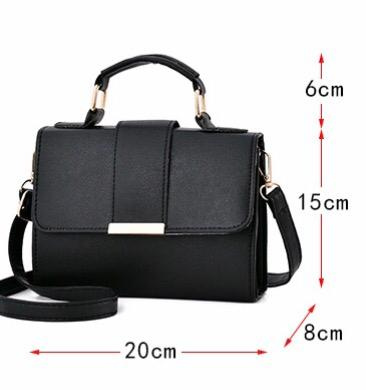 SISI MIDDLE SLING BAG L3-398